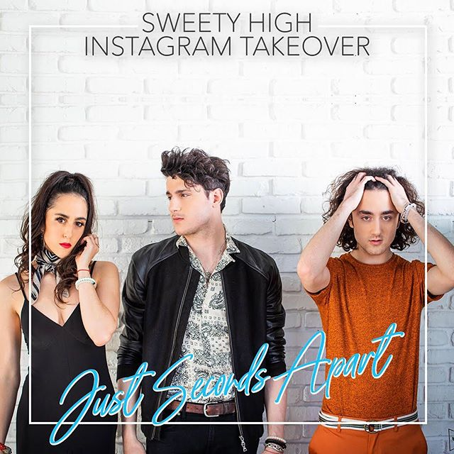 We're taking over @sweetyhigh Instagram TODAY at 3pm PT. Head over to their page to see a day in life on the road 🚌🚌🚌