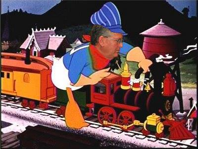 Dismissed Canaveral Port Authority CEO won't be working on the rail road after January 21, 2016.