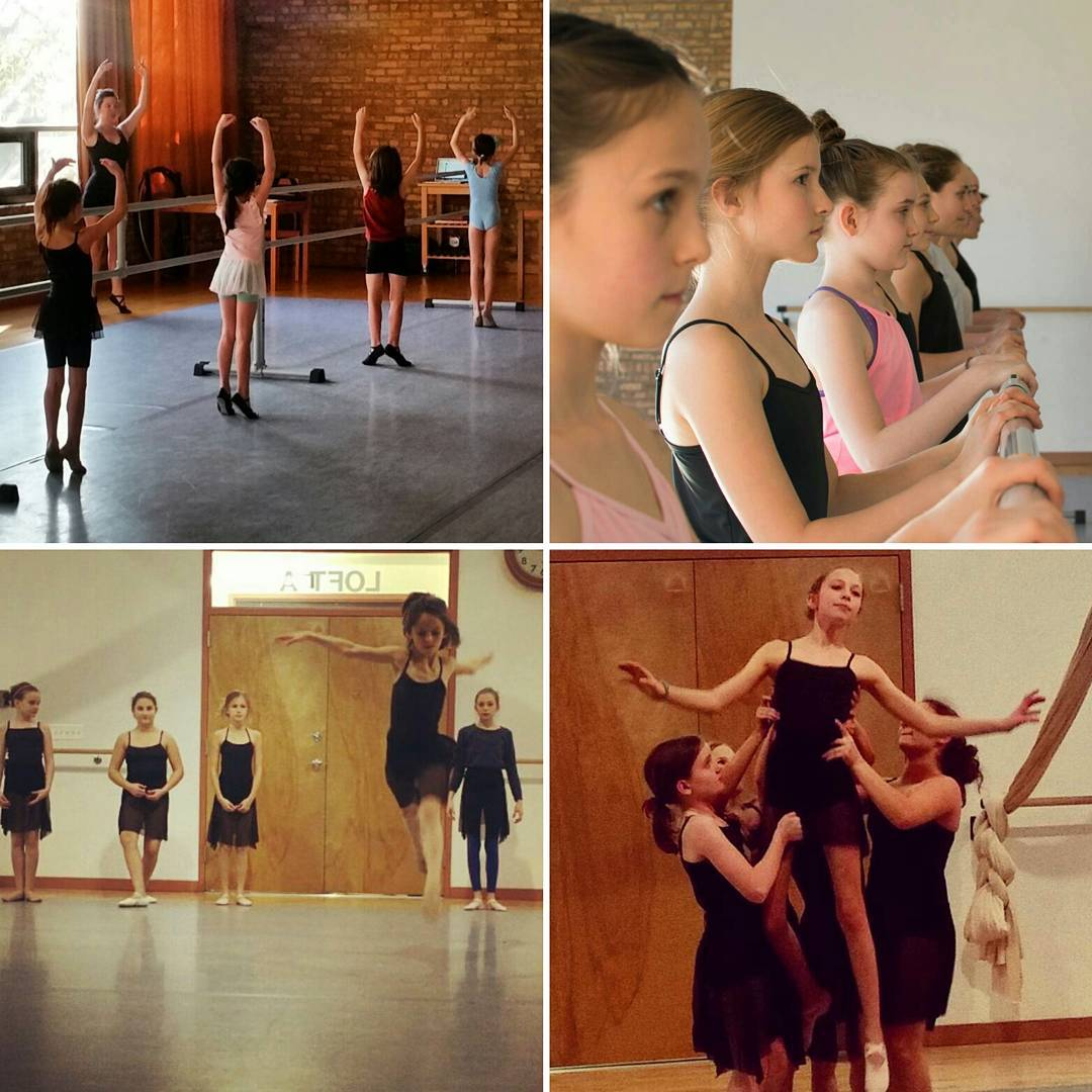 YOUTH BALLET   Classes for ages 4 and up   Learn More