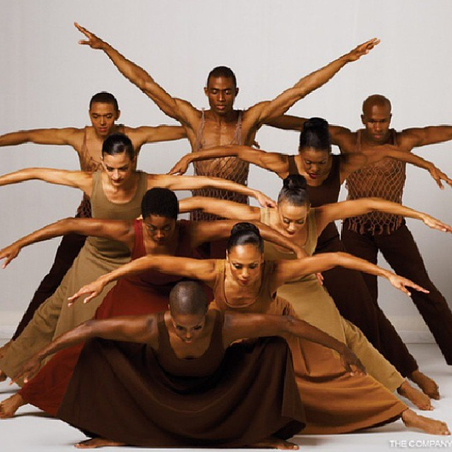 I couldn't afford  formal dance training before I got into LaGuardia Highschool. But I was fearless and I practiced in the projects halls and any free program. I went to Ailey for a free class and I was hooked. I knew I was going to dance! My ritual every year since I was 13 was to see them. Not sure how I always got a seat (having no money) but somehow God always placed me at opening night. It is the most inspiring and prolific company in the world. If you have never seen Alvin Ailey, please see before you die! #muse #howistartmyyear #itsstillmybdayno? #music #dance #femaledj