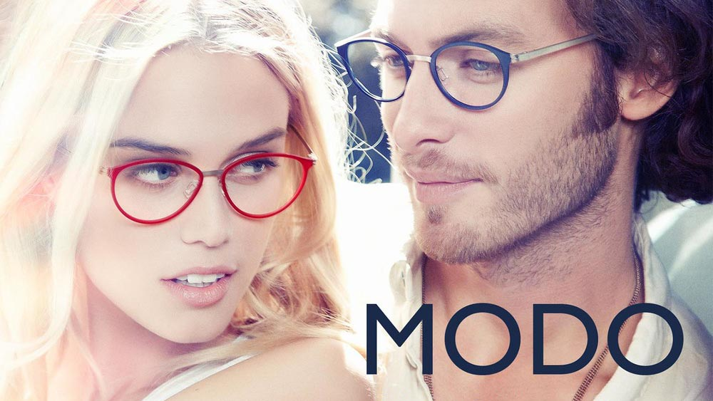 Modo eyewear frames are available at Artisan Eyeworks in Ashland, Oregon.