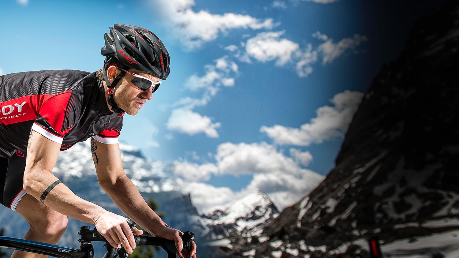Rudy Project technical eyewear for athletes is available at Artisan Eyeworks in Ashland, Oregon.