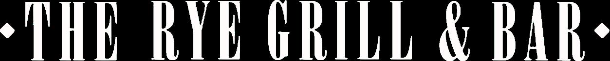 Rye Grill & Bar