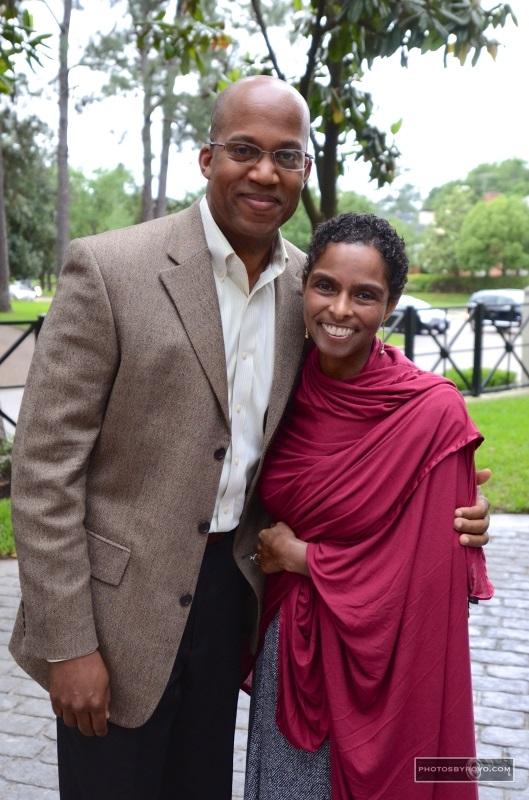 Matt and Ann Barnes, MD