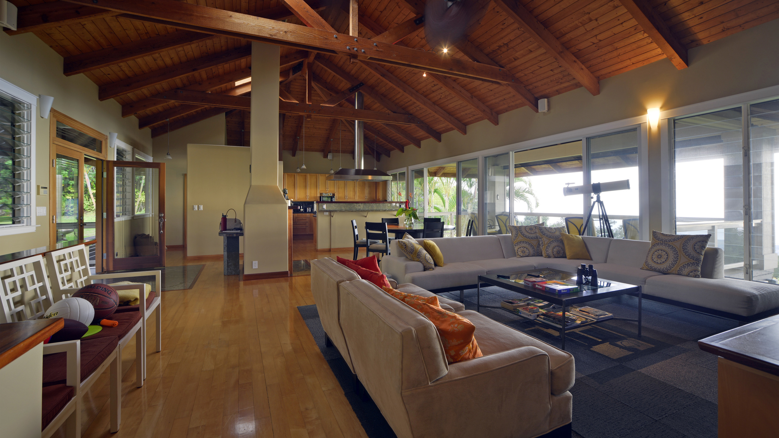 Main Level Living Space