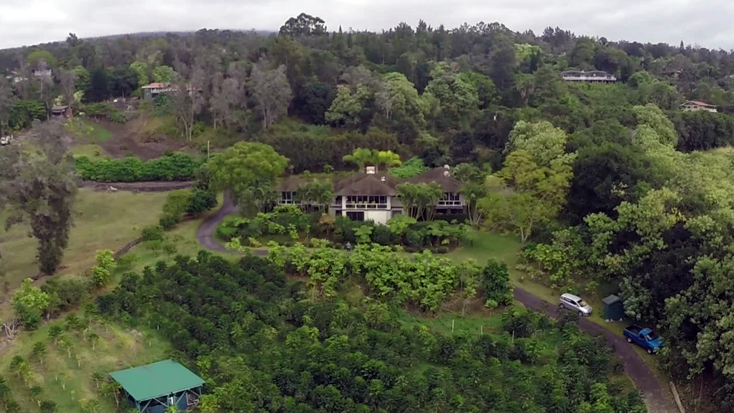 Aerial View of Hale KarmaSu