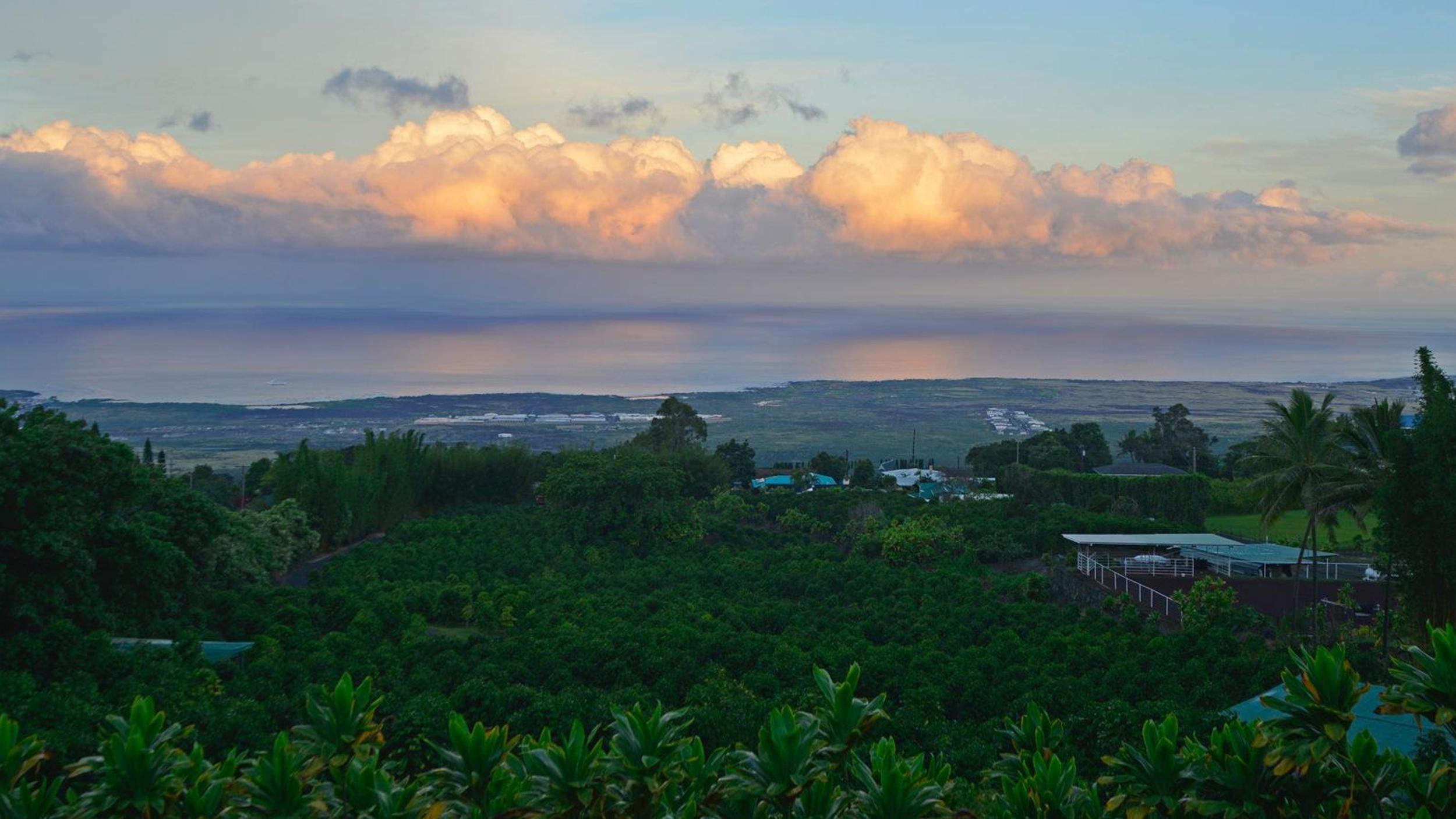 Kailua-Kona Morning