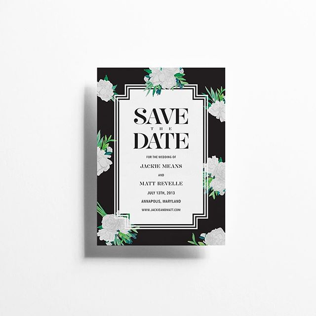 Bold lines and beautiful bouquets make a lovely pairing in our Paradise Found Collection (link in bio). Did you know that you can customize our invitations for any event? This style has been used for birthdays and bridal showers. Contact hello(at)lovelore.com for more information #lovelore #paradisefound #savethedate #wedding #weddinginvitation #invitation #custom #party #stationery #bridal #bouquet #artdeco 🌿🌱🍃
