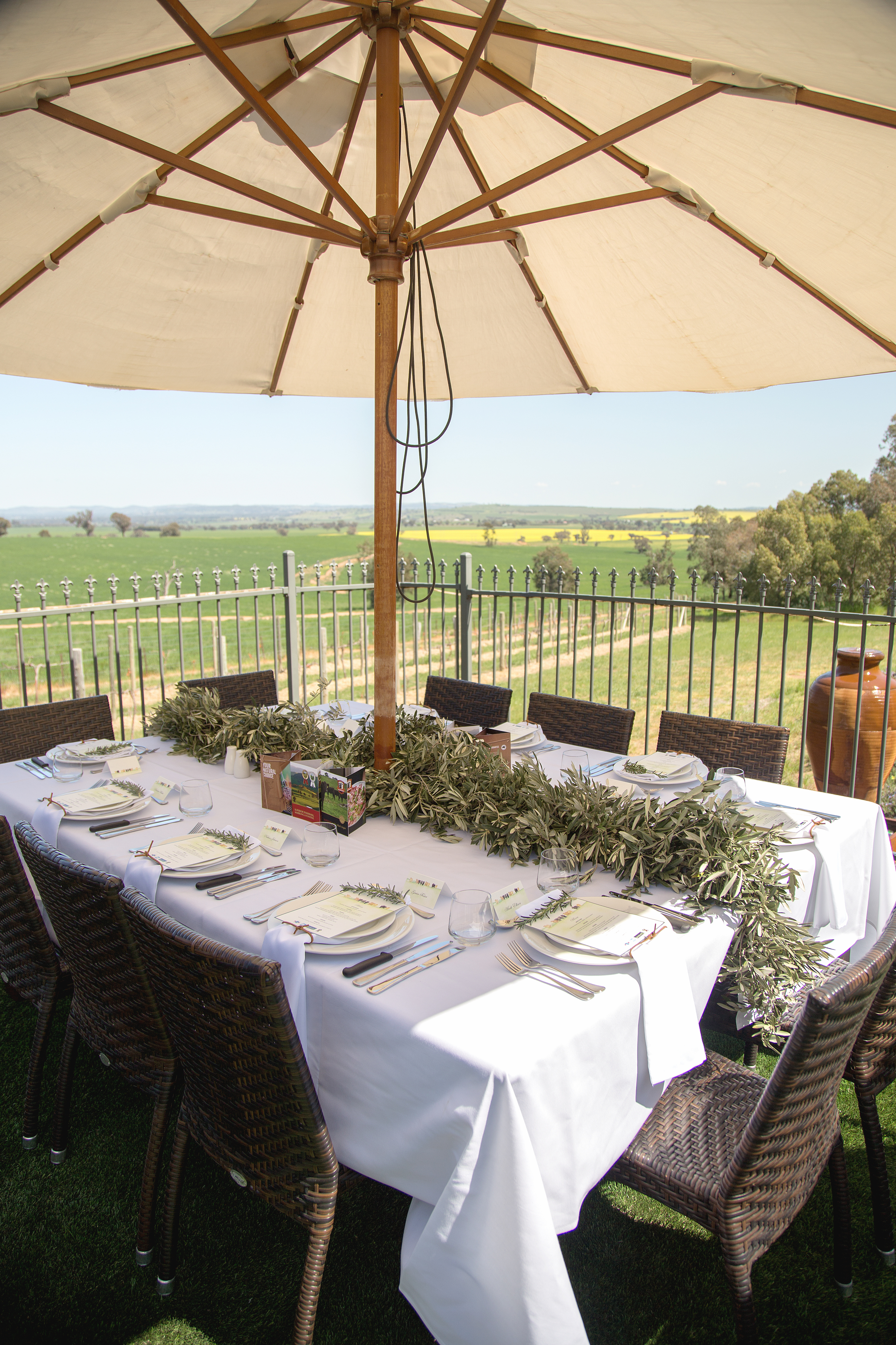 Cottontails Restaurant Winery Functions Wagga