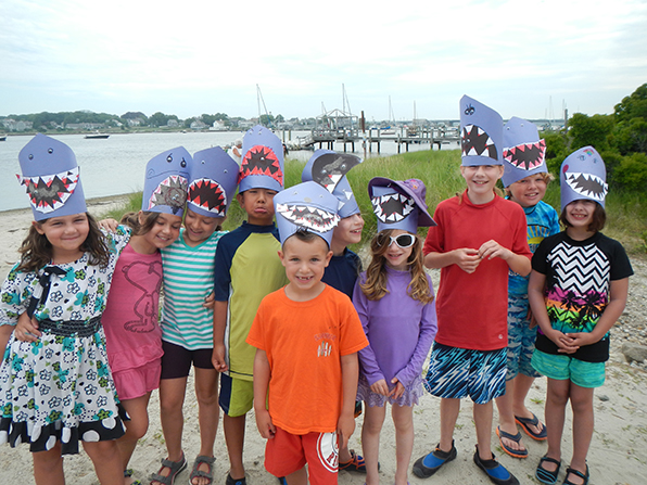 The Westport River Watershed Alliance does a lot of non-classroom work with students of all ages. (WRWA photos)