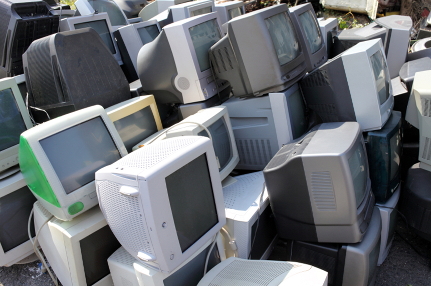 Without reimbursement from manufacturers, electronic waste ends up costing Rhode Island residents and businesses money to dispose of properly. (istock)