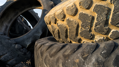 The cost to dispose of tires in southern New England jumped after a Connecticut tire incinerator closed in 2013. (istock)