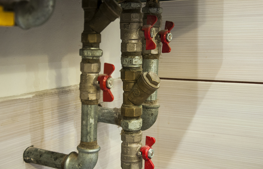 Lead plumbing plays a role in Rhode Island's higher-than-average blood lead levels. (istock)