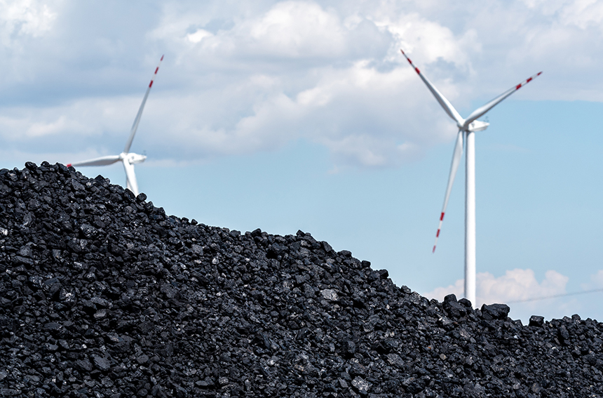 Supporters of a carbon tax say it would wean Rhode Island off its dirty fossil-fuel habitat by incentivizing the use of more renewable energy. (istock)