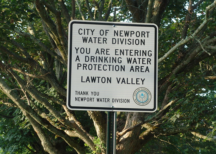 The Lawton Valley Reservoir has been included on the state's list of impaired waters in seven of the 10 reports published since 1998.