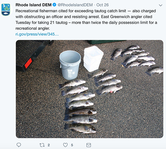 Enforcement actions against polluters, even repeat offenders, aren't publicized. (DEM/Twitter)