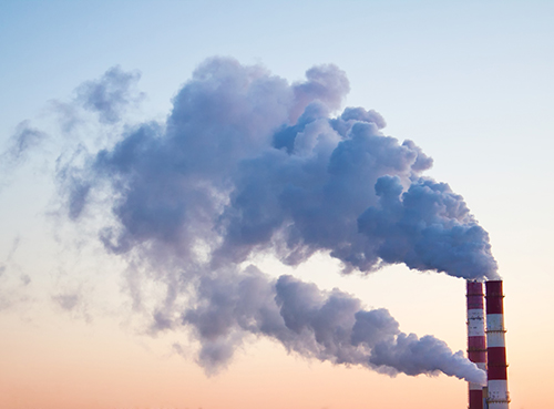 A carbon-tax plan was required to be submitted more than a year ago, but Rhode Island can't afford to pay for a study. (istock)