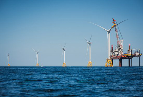 The fact Rhode Island became the first state with an offshore wind facility didn't automatically make the Ocean State a national leader in climate mitigation and adaptation. That distinction requires much more work. (Deepwater Wind)
