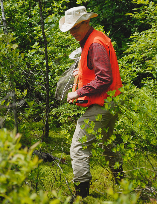 David Gregg has been interested in studying and protecting the natural world since he was a kid. (Courtesy photo)