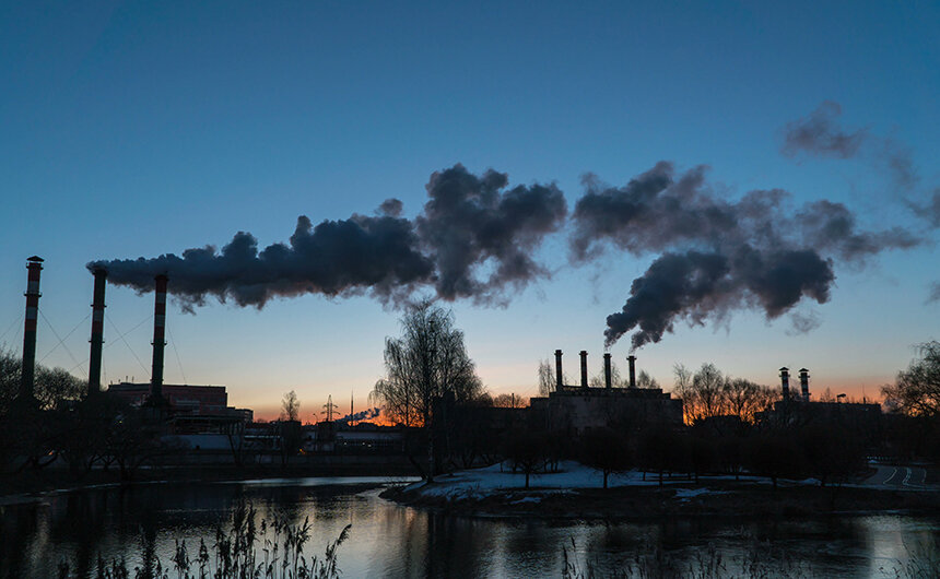 Government subsidies are helping build and expand petrochemical manufacturers and natural-gas power plants. (istock)