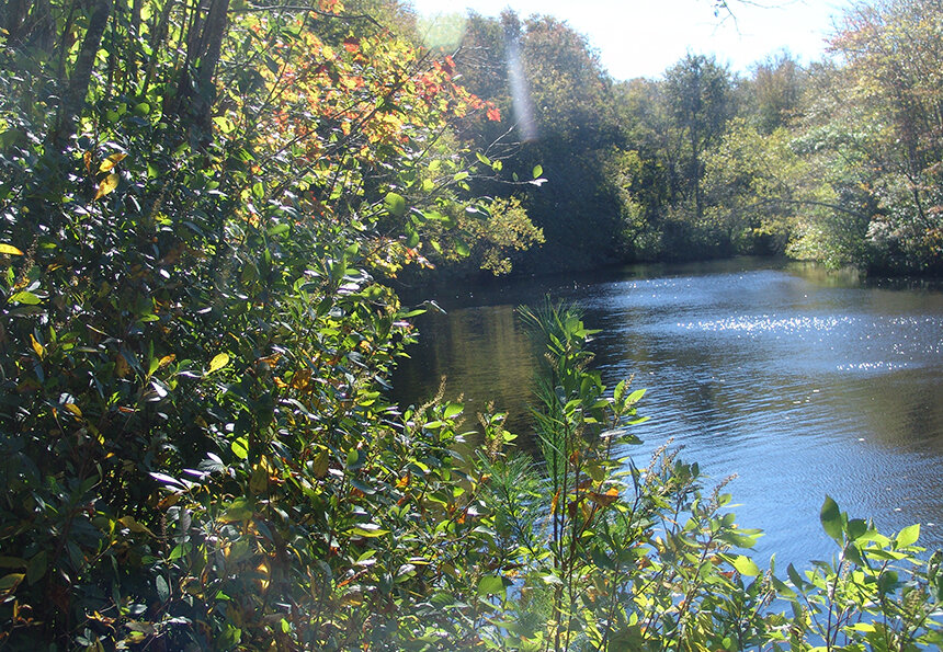 Rhode Island has 285 impaired waterways, including 59 percent of its lake and pond acres. (Frank Carini/ecoRI News)