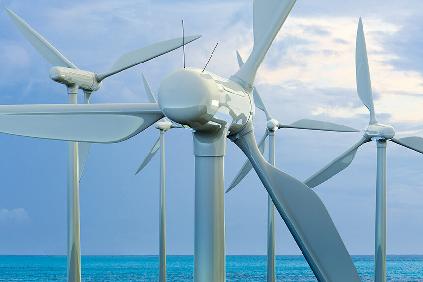 Offshore wind will likely need to play a prominent role in Rhode Island's renewable-energy future. (istock)