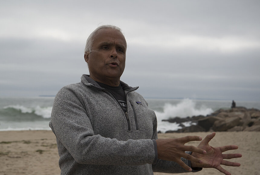 Narragansett Indian Tribe member Randy Noka says the 4-decade-old settlement act with the state of Rhode Island needs to be renegotiated to represent the fact the tribe once held coastal property.