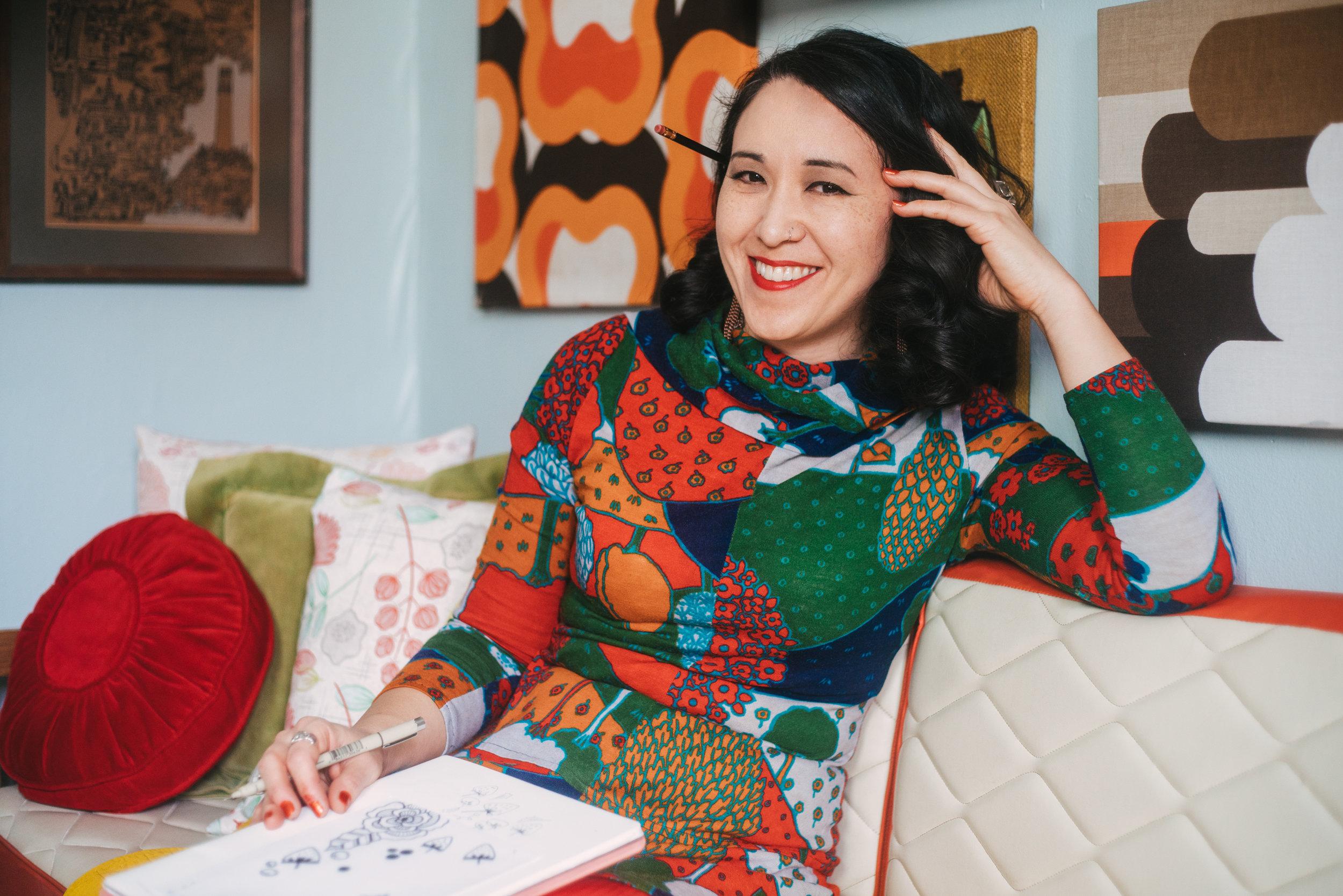 Elizabeth Chai  Graphic Designer