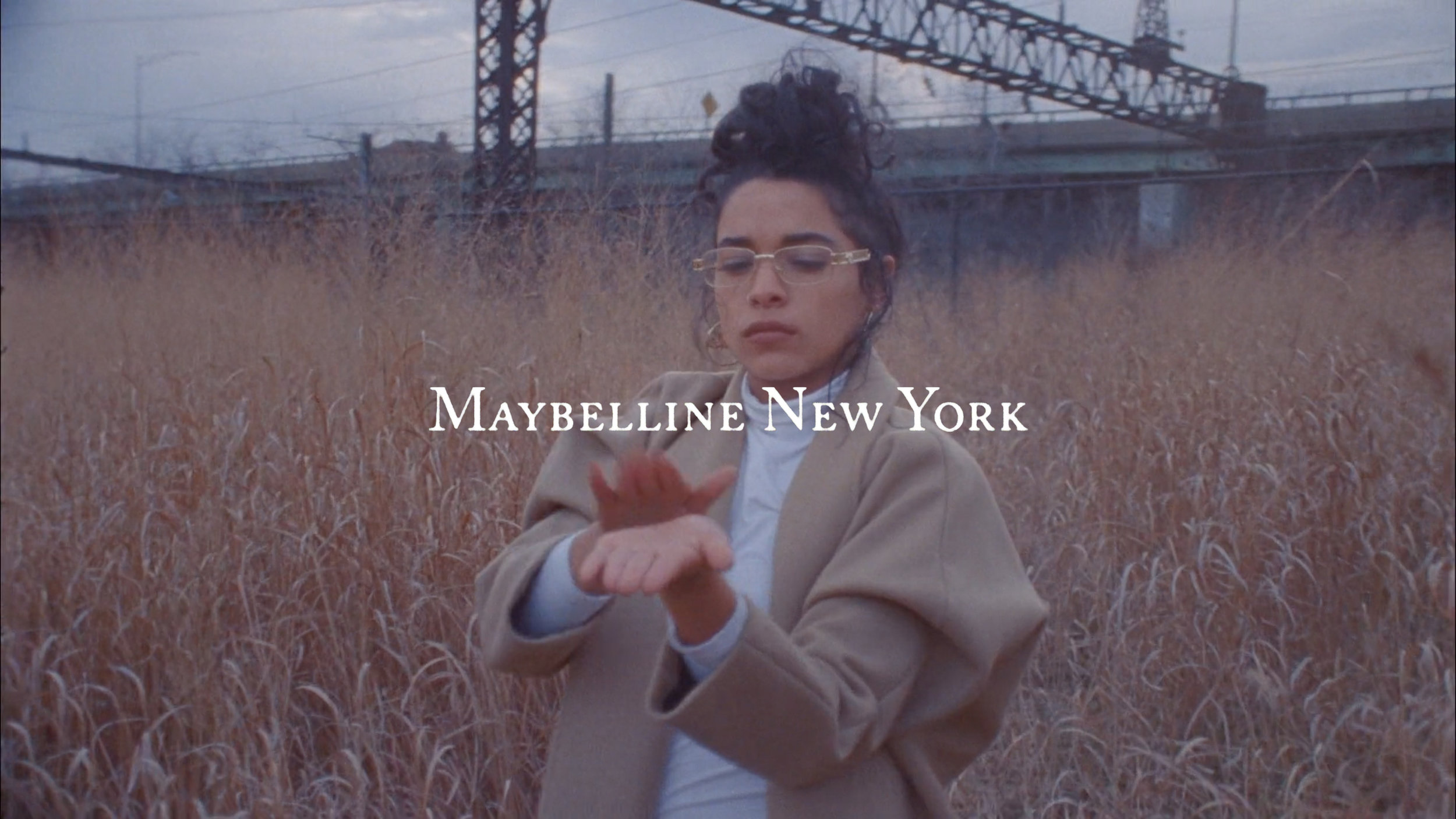 MAYBELLINE 'New York Minute' X LUKE GILFORD
