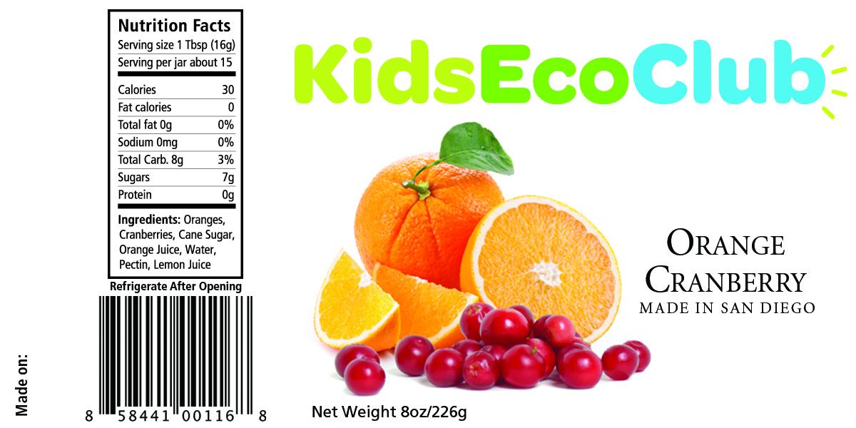 Kids Eco Club Orange Cranberry.jpg