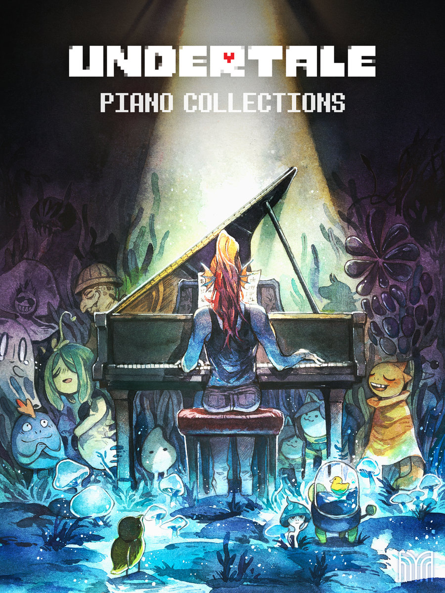 UNDERTALE Piano Collections