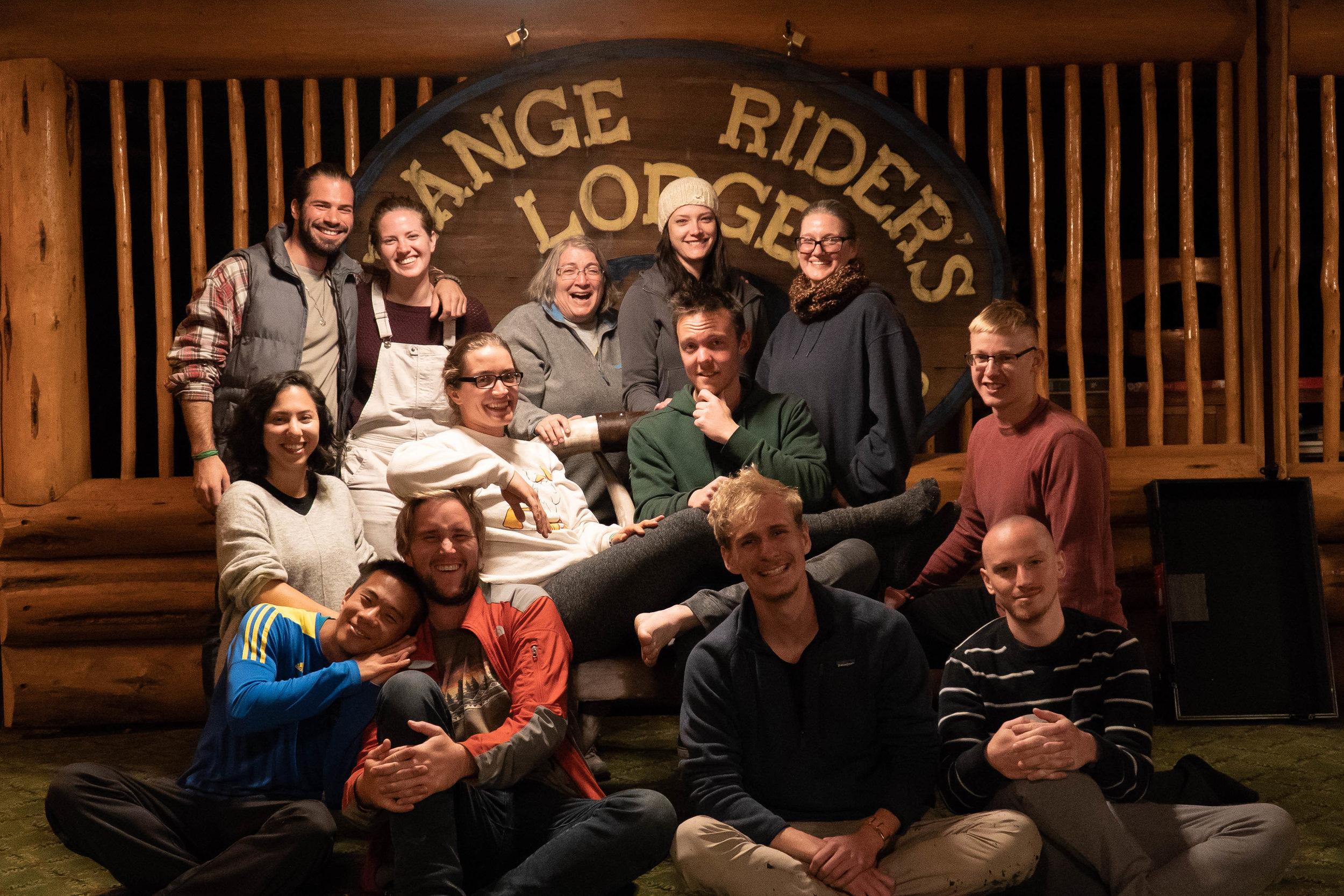 WONDER WANDER Group Pic