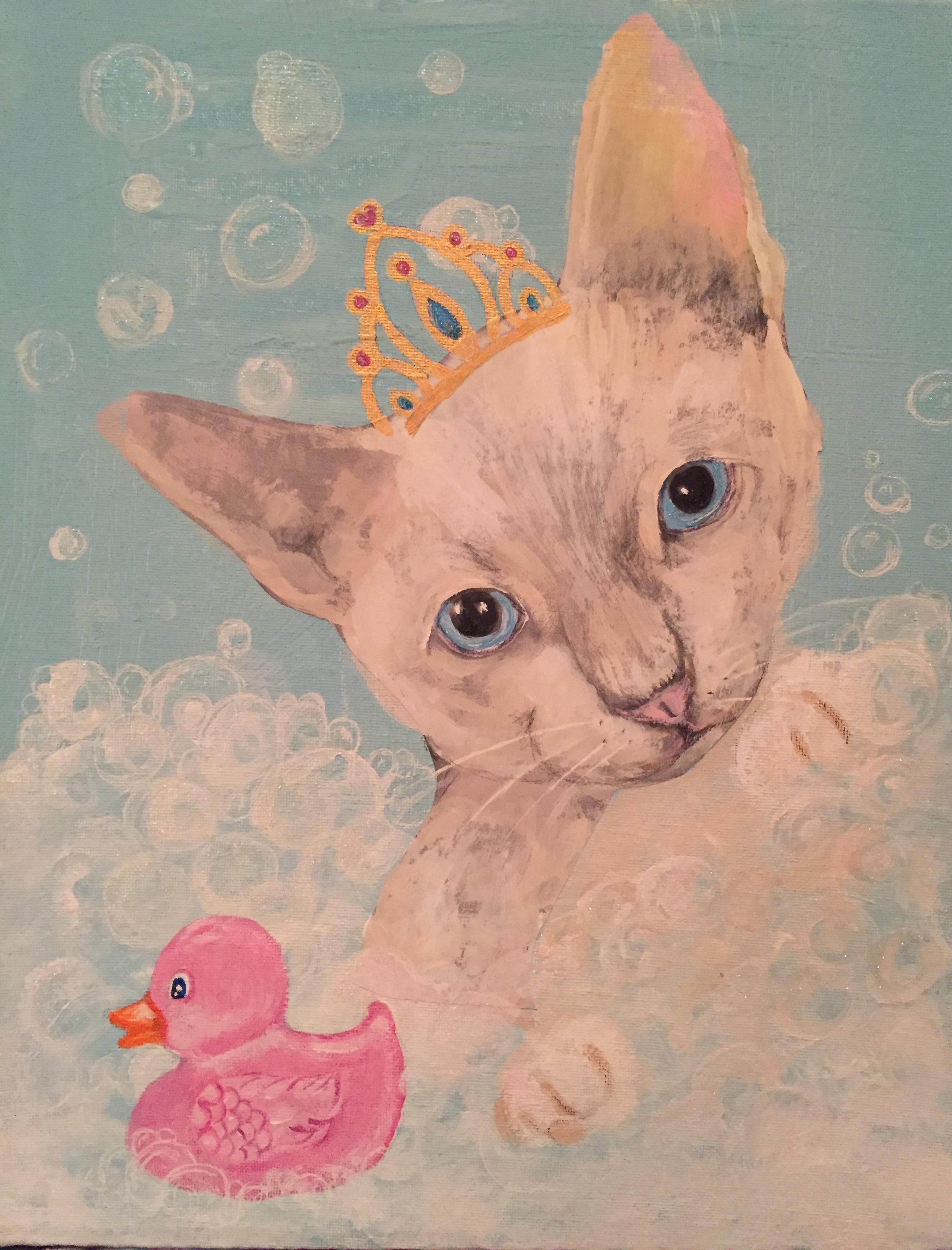 """Toughie"" by Melody Weintraub"