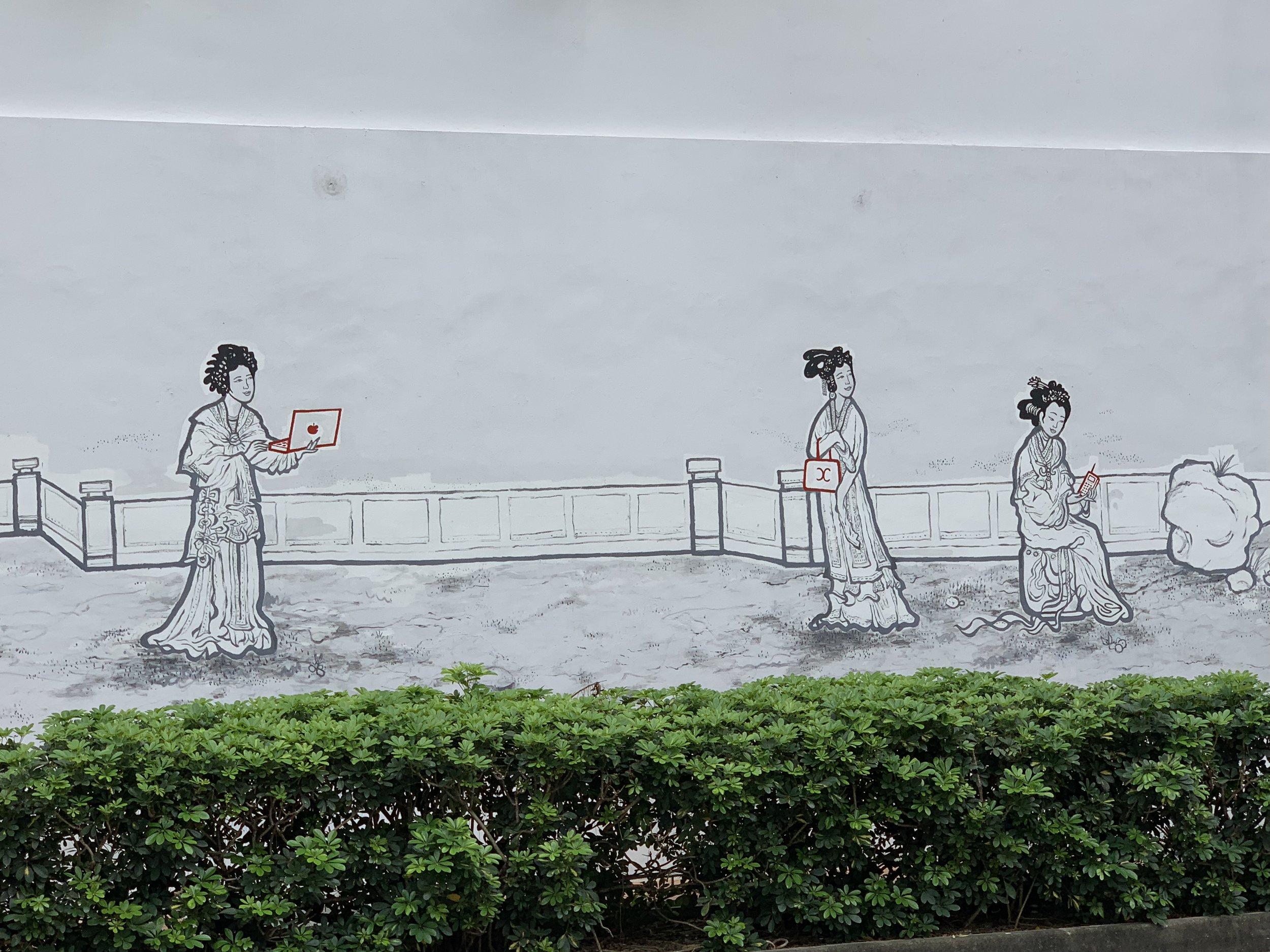 Singapore wears its ambivalence on its sleeve