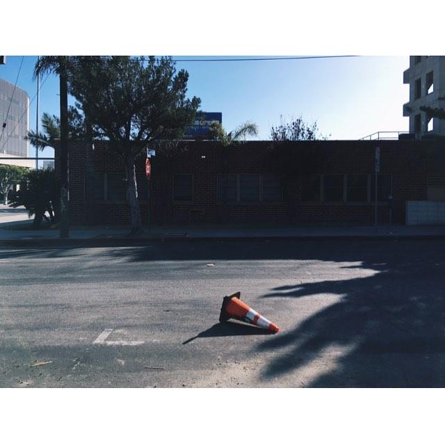 #losangeles #westla #shadow #street #iphone #ロサンゼルス #カリフォルニア #影