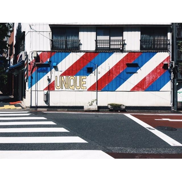 #御茶ノ水 #stripes #東京 #tokyo