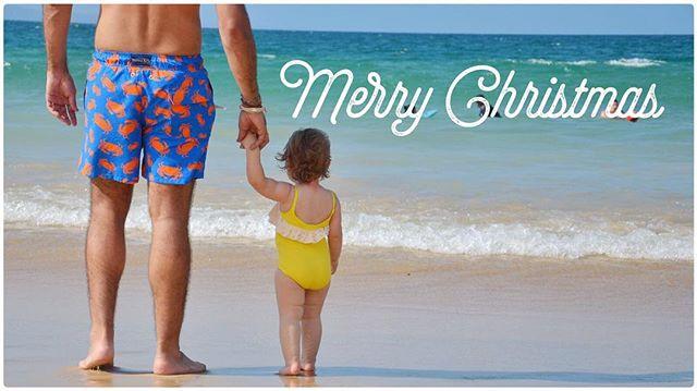Merry Christmas guys!! Enjoy your family time & all the best for 2017!! #christmas #time #summer #australia #swimwear #men #kids #babies #MadeInAustralia #RowingAndCo