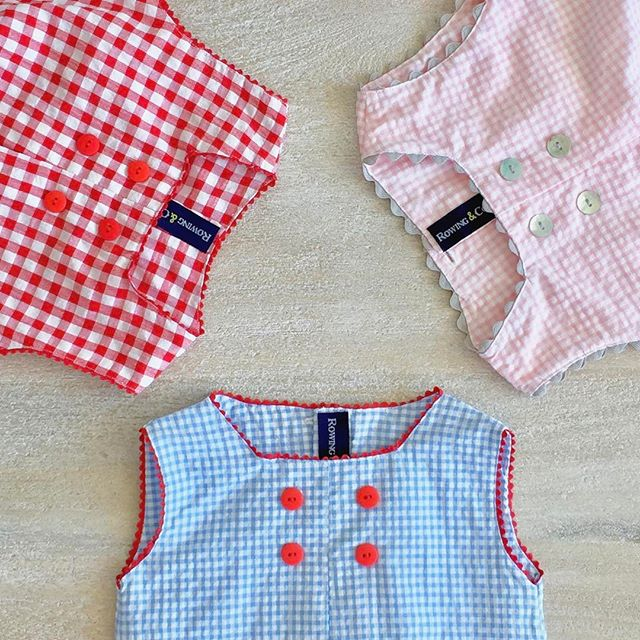 Now you can find our beautiful rompers at Small Dreams 😍  #baby #fashion #boy #girl #BabiesAreBabies #collection #summer #handmade #MadeInSpain #rompers #cotton #Kidsfashion #european #style #melbourne #RowingAndCo