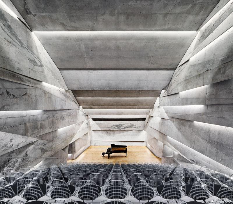 Blaibach concert hall