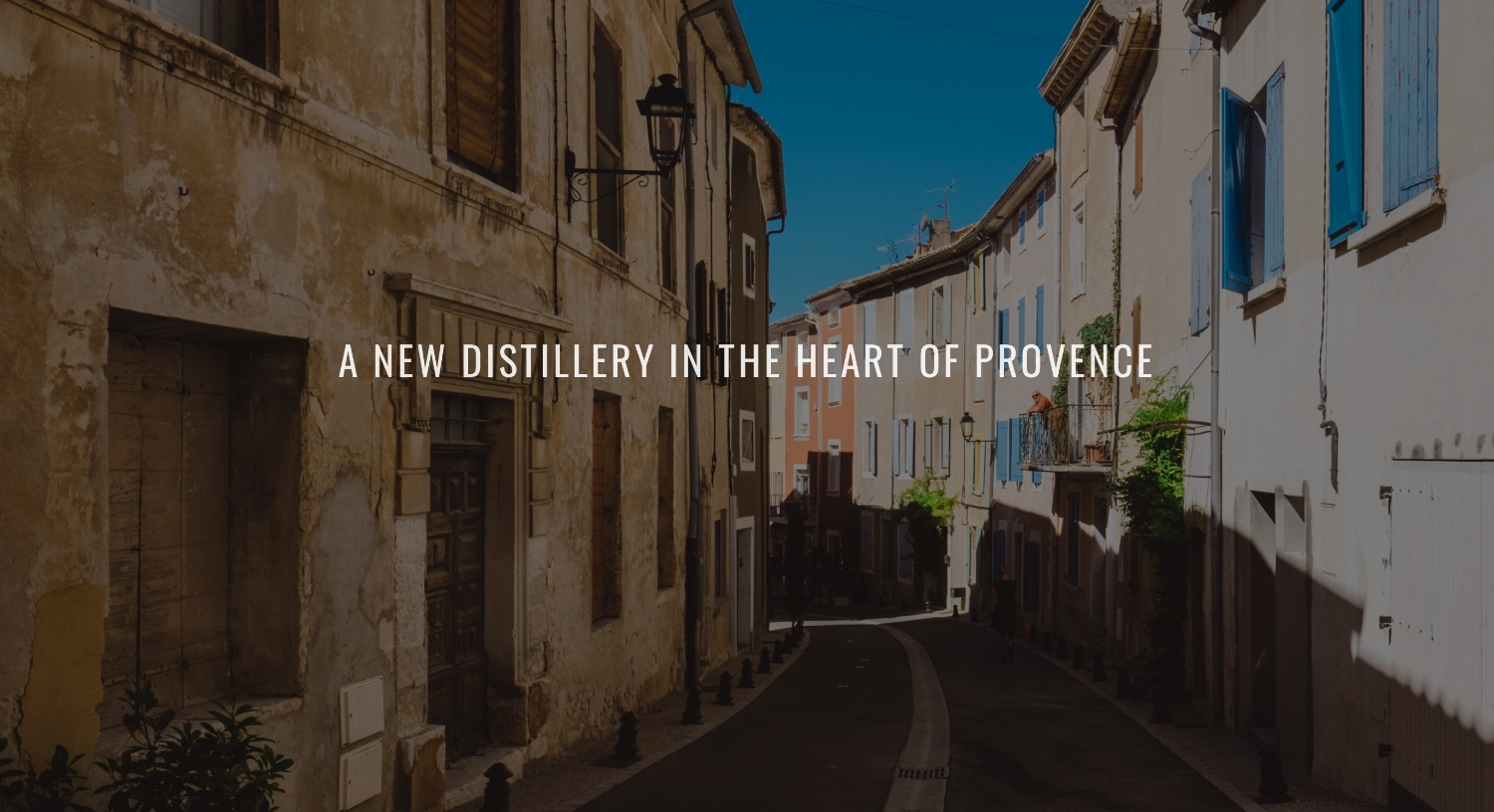 qvtdistillerie.com - Scottish & Norwegian couple producing gin (and vodka) in the heart of the Provence.Features: Absolute stunning imagery to really draw in the visitor. Great storytelling and amazing product. Perfect example of how to showcase your product the world.