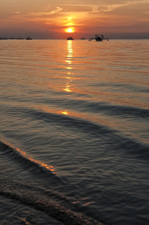 Balinese sunrise
