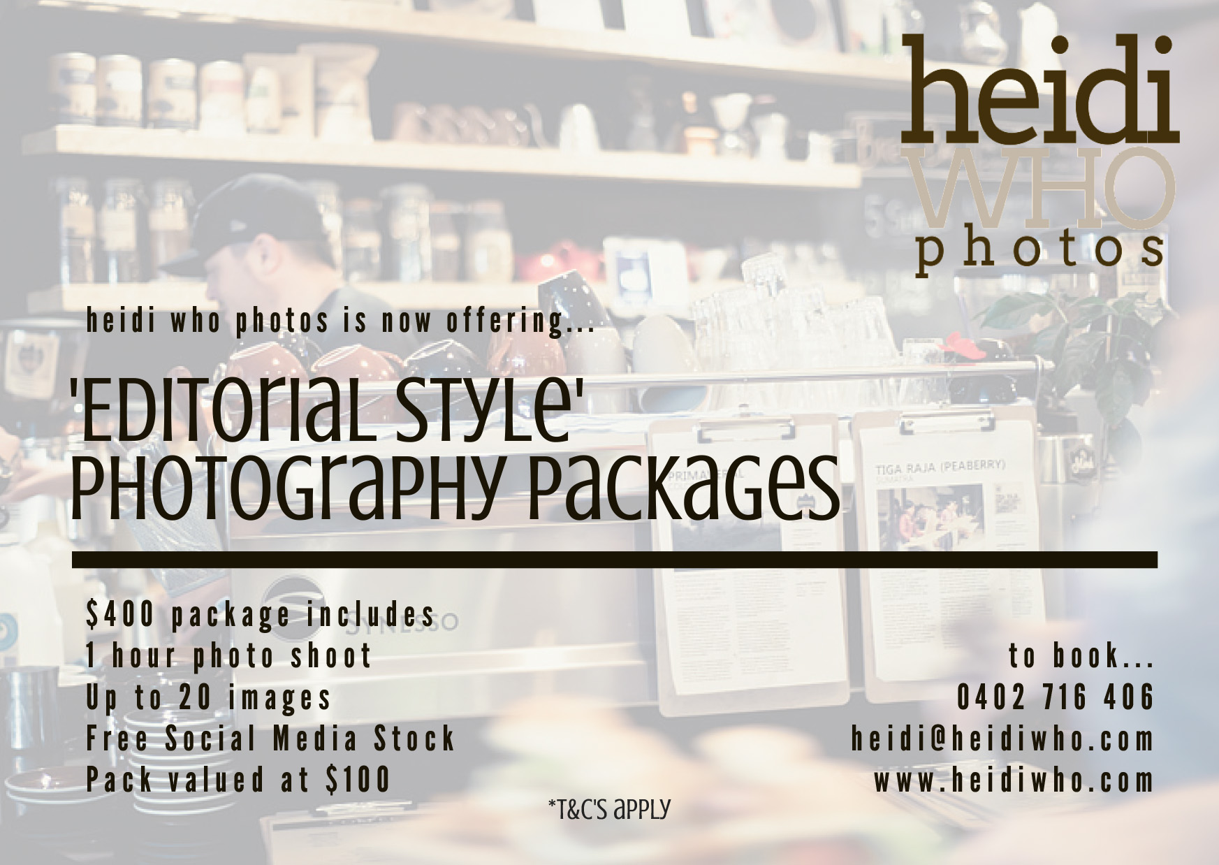 heidi who photos tourism packages