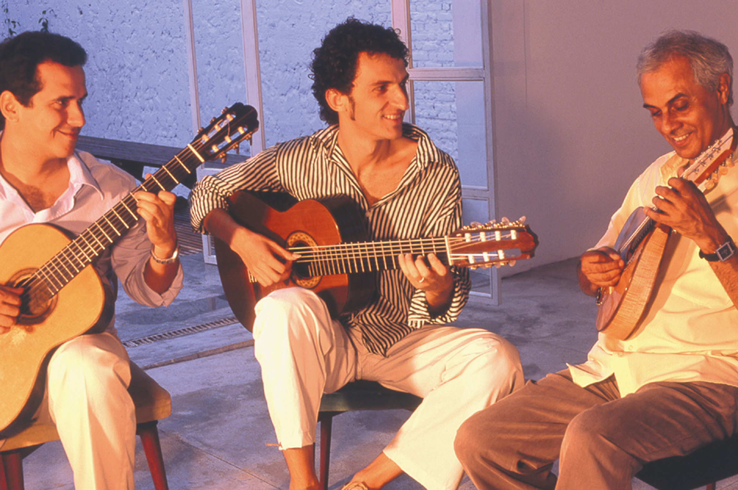 Trio Madeira Brasil