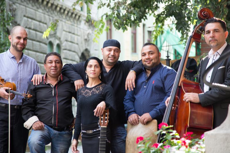 Romengo - spelar på Festplassen fredag 8. juli