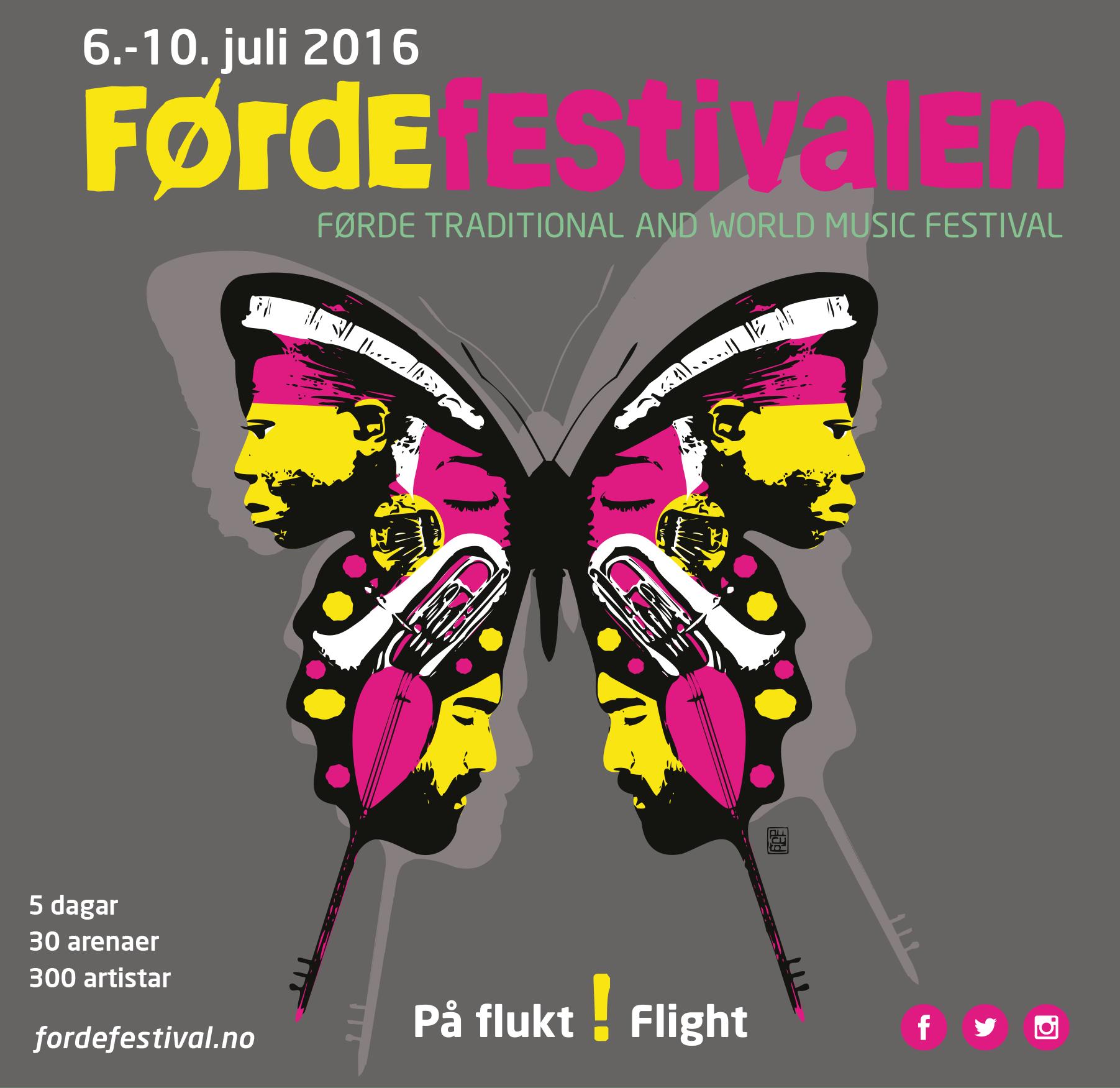 Festivalbrosjyre på norsk