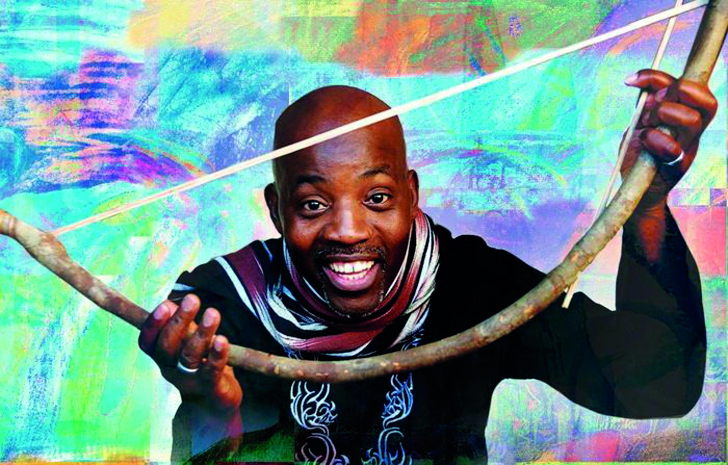 Kouame Sereba skal ha konsert på Halbrendstølen: Ut på tur, aldri sur!