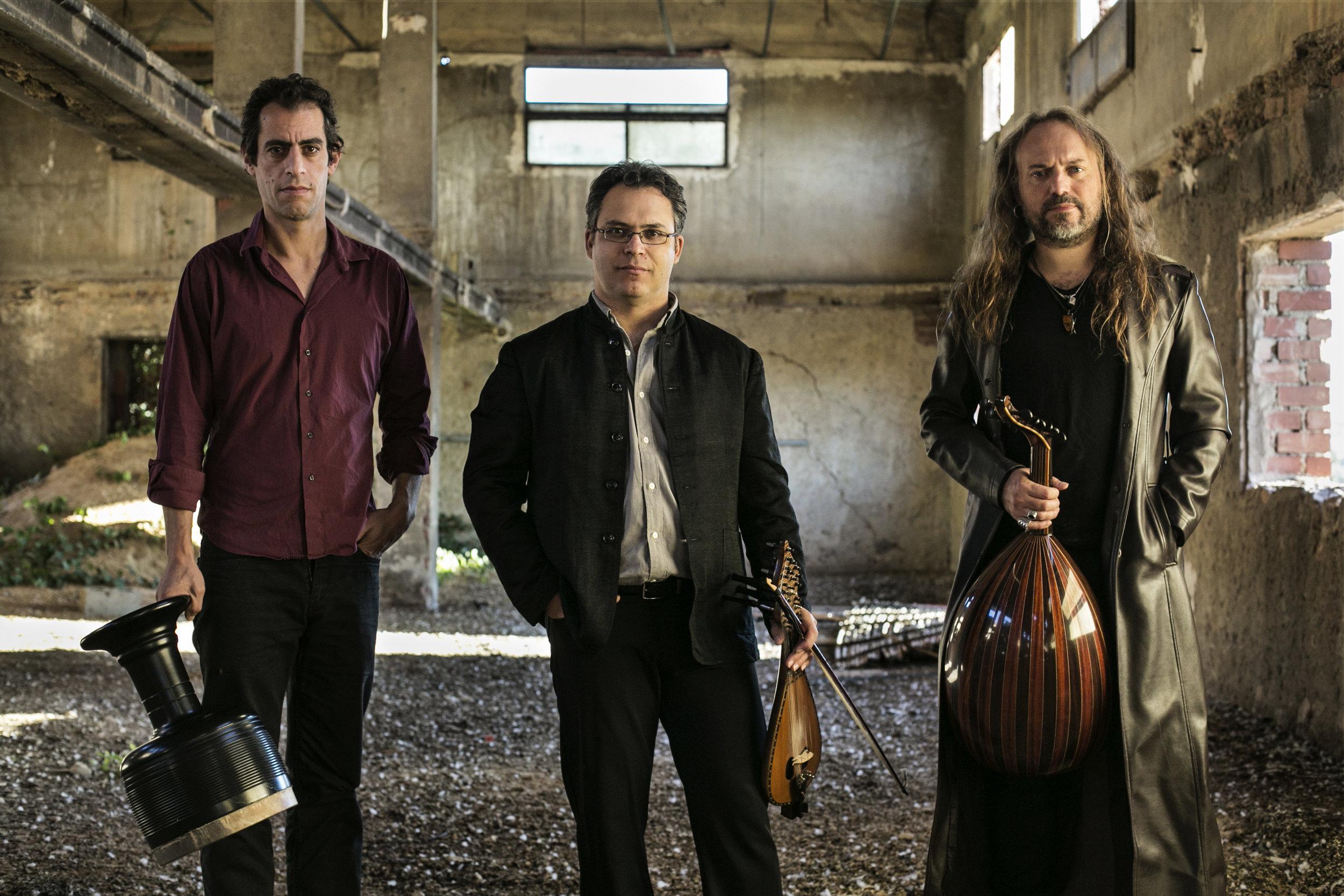 Trio Lopez Petrakis.