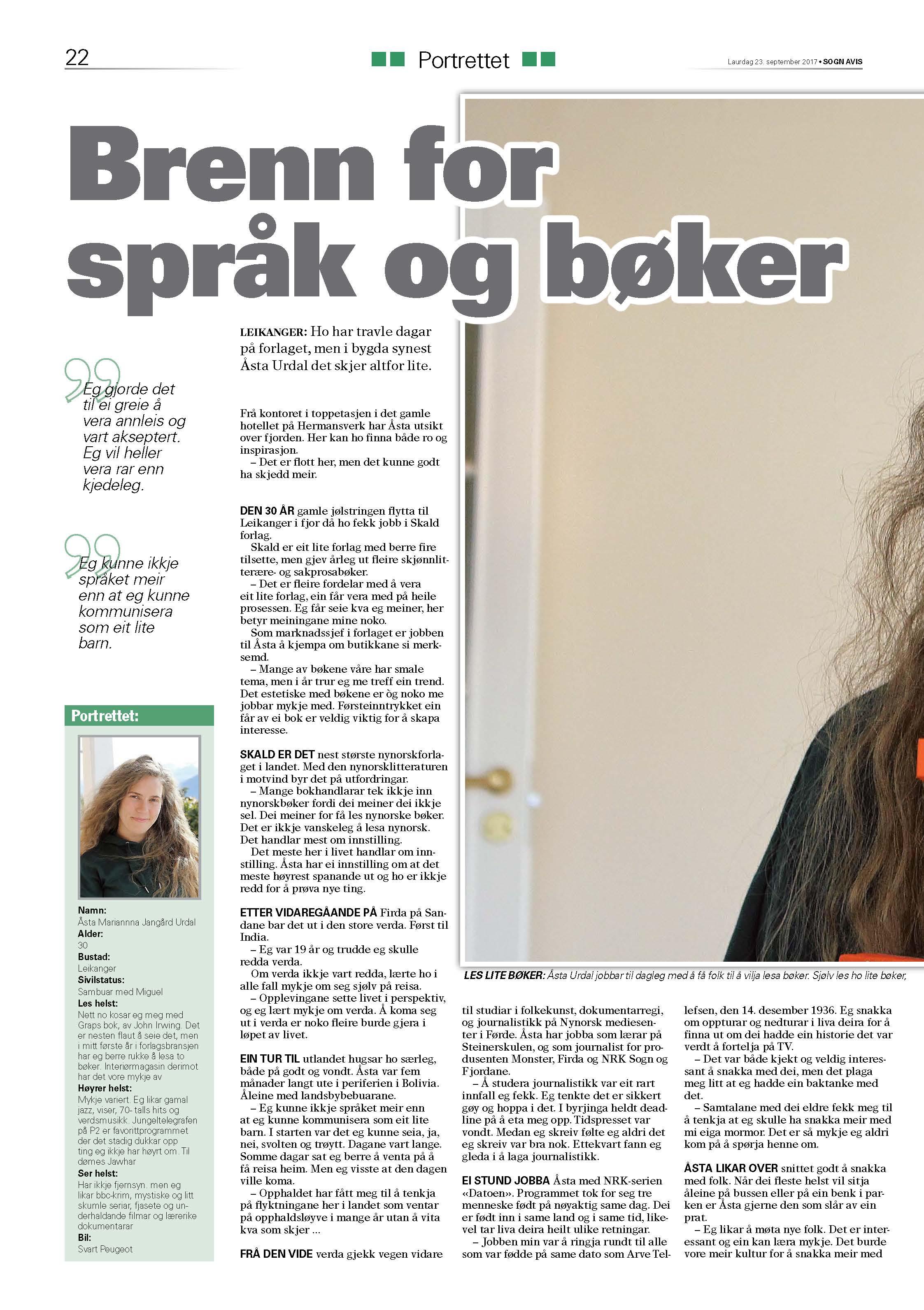 Sogn-Avis-2017-09-23-side-22-portrett Aasta Urdal.jpg