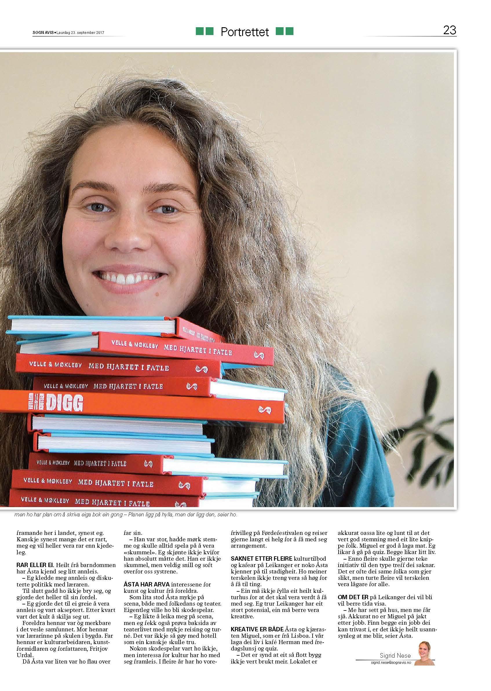 Sogn-Avis-2017-09-23-side-23-portrett Aasta Urdal.jpg