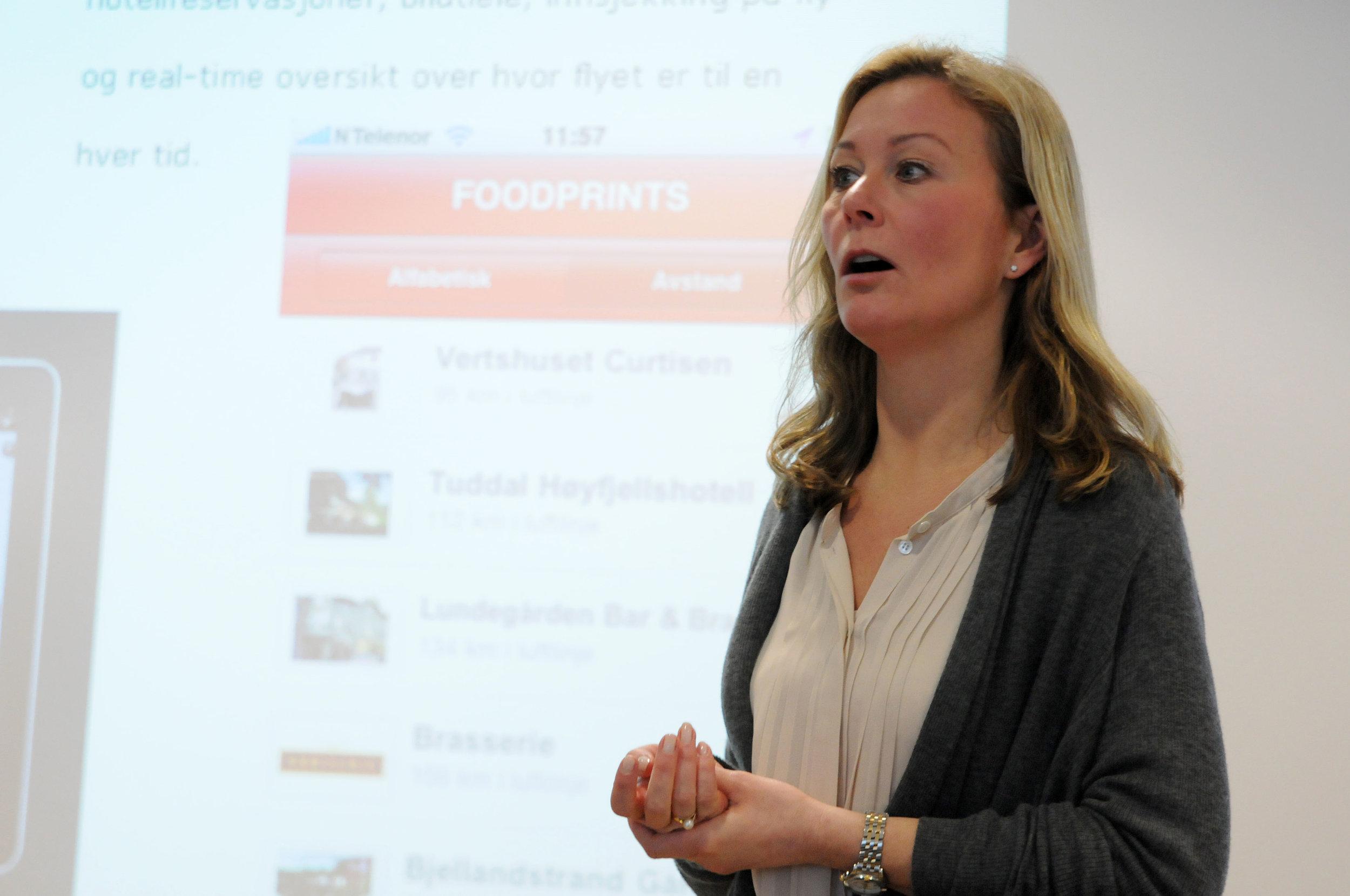 Margrethe Helgebostad - foto VisitTrysil.no